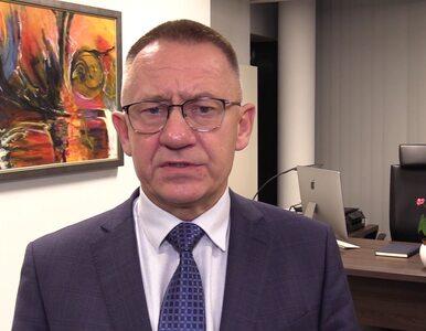Arkadiusz Hołda tłumaczy sprawę zatrzymania przez CBA