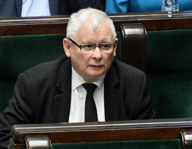 Kaczyński o Gowinie: W oczach wielu przekroczył granicę