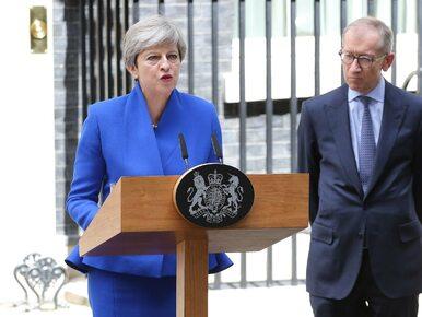 Oficjalne wyniki wyborów w Wielkiej Brytanii. Partia Konserwatywna bez...