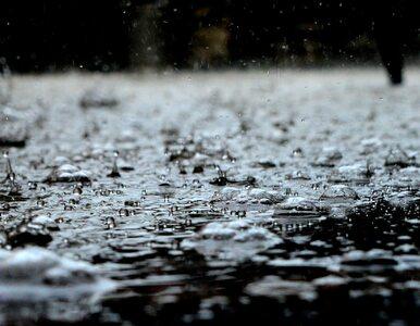Katowice pod wodą. Nad Śląskiem przeszły potężne ulewy