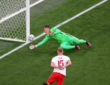 Euro 2020. Szczęsny pierwszym takim bramkarzem w historii mistrzostw Europy