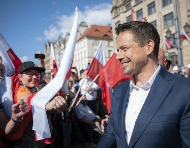 Trzaskowski: Nie ma już Tuska w polskiej polityce. Przyszedł czas, żeby...