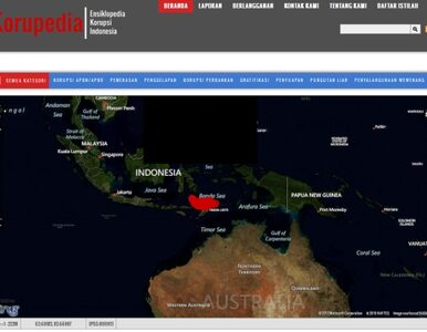 Świat ma Wikipedię, Indonezja - Korupedię