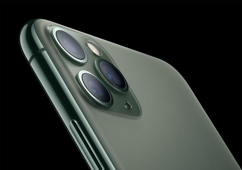 Aparat w nowym iPhone 11