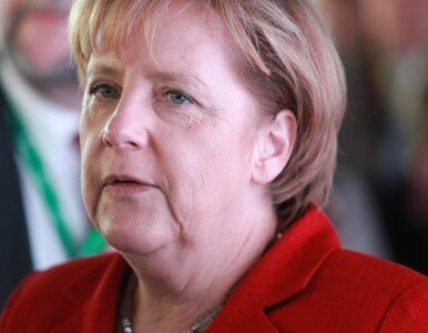 Merkel chce, by uchodźcy zostawali w Syrii. Pomóc mają specjalne strefy