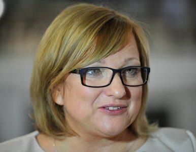Beata Kempa: Nie czytałam opinii KE. Mam ważniejsze sprawy