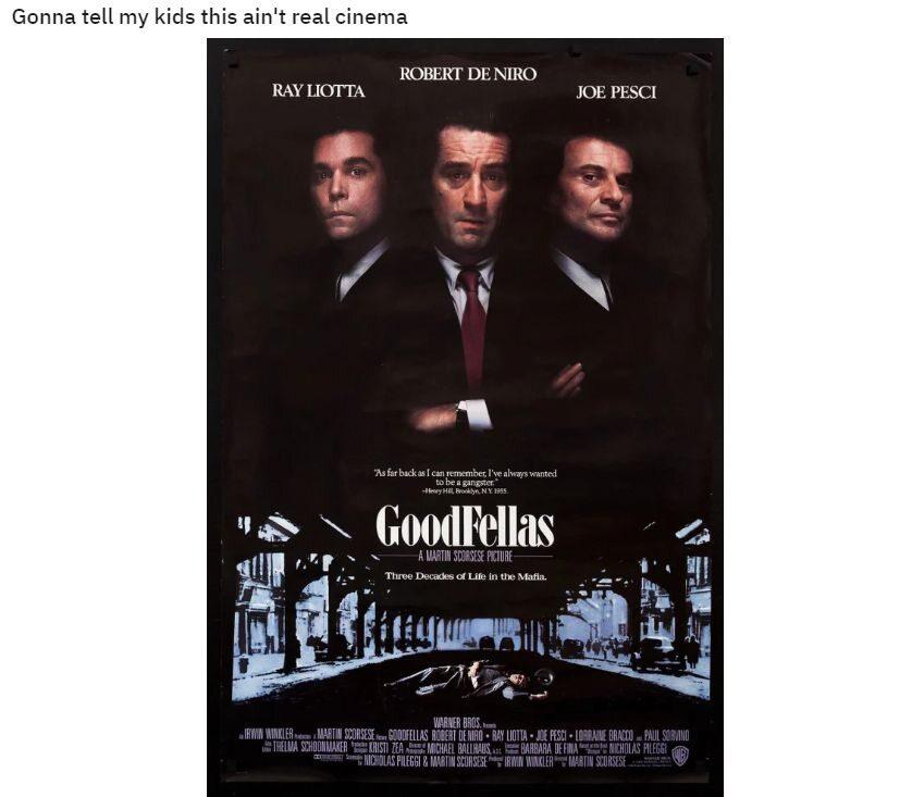 Mem z Martinem Scorsese
