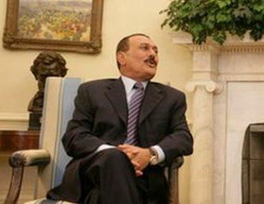 Prezydent Jemenu coraz bliżej przekazania władzy