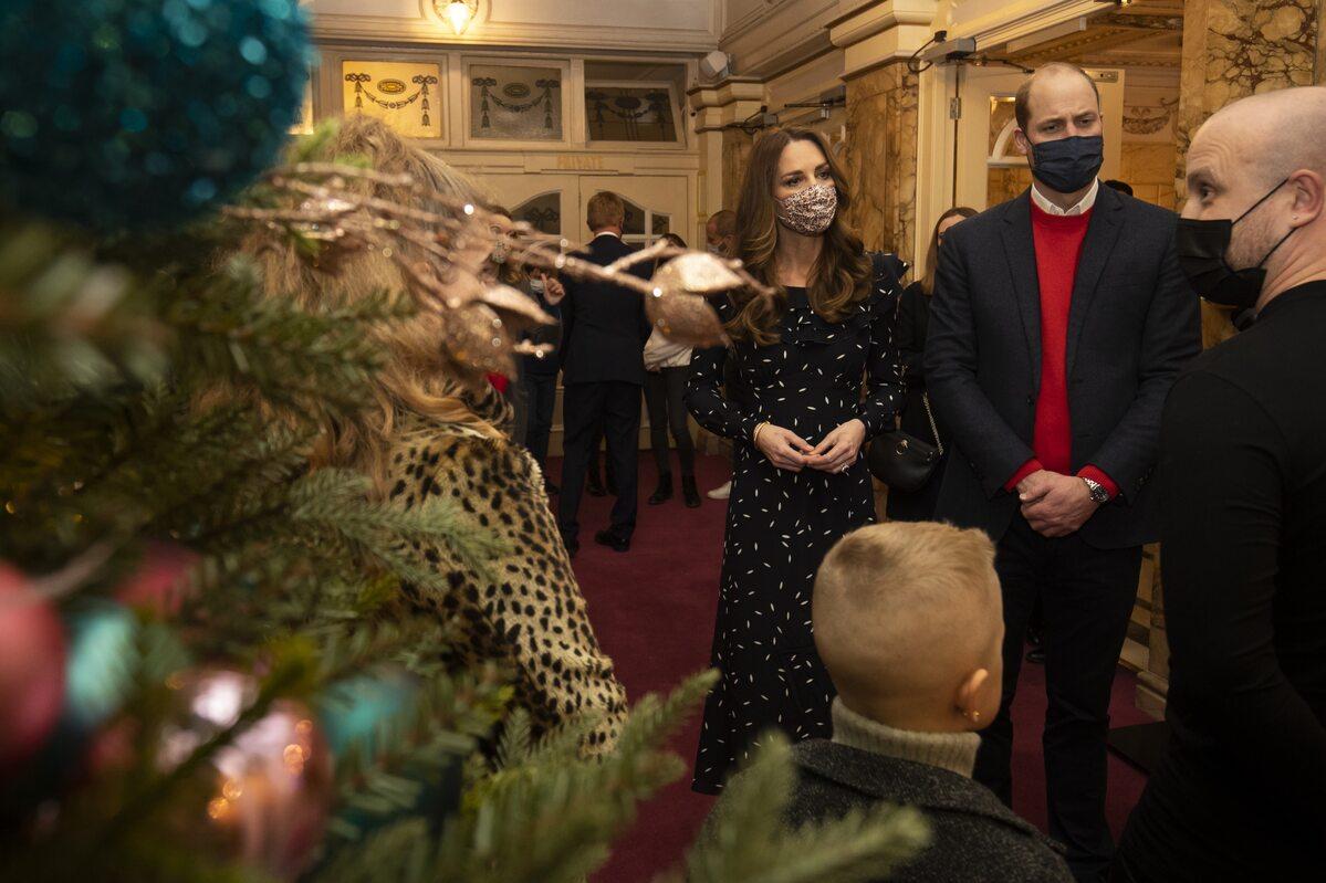 Ksiażę William i księżna Kate rozmawiali z Brytyjczykami o ich doświadczeniach z pandemii