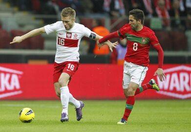 Polska - Portugalia 0:0 część 2
