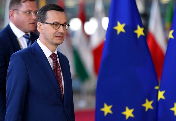 Mateusz Morawiecki w PE. Zaproponował nowe rozwiązanie