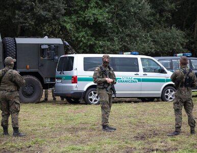 Śmierć przy granicy polsko-białoruskiej. Znaleziono zwłoki mężczyzny