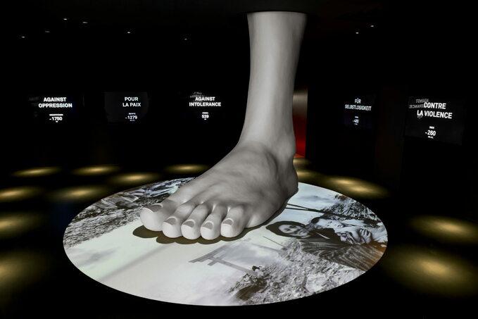 Muzeum Czerwonego Krzyża iCzerwonego Półksiężyca wGenewie