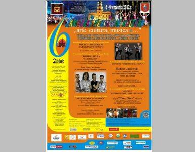Zamojski Festiwal Kultury po włosku