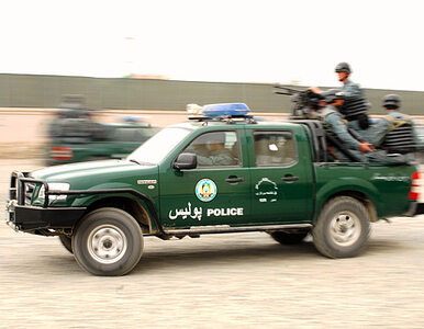 Koniec ataku, talibowie z Kabulu zabici