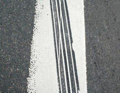 Wypadek na A4: cysterna zderzyła się z dźwigiem