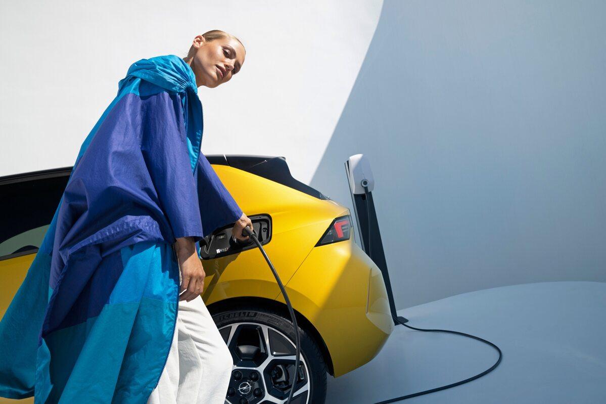 Nowy Opel Astra