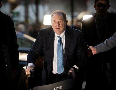 Serial o zbrodniach seksualnych Harvey'a Weinsteina. Stacja HBO pokazała...