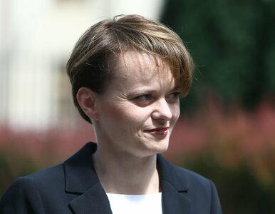 Jadwiga Emilewicz odchodzi z Porozumienia. Pozostanie w klubie PiS