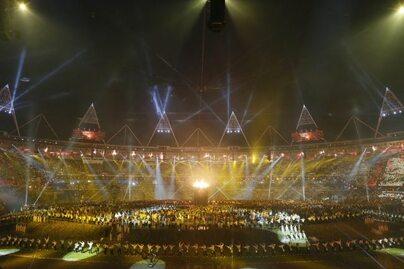 Otwarcie XXX Igrzysk Olimpijskich