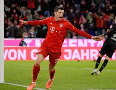 Lewandowski dokłada dwa gole. Celuje w koronę króla strzelców Bundesligi