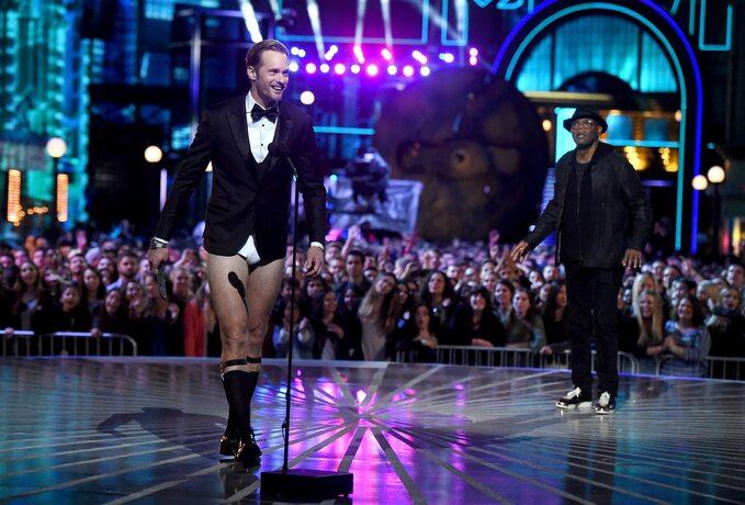 Alexander Skarsgård naMTV Movie Awards