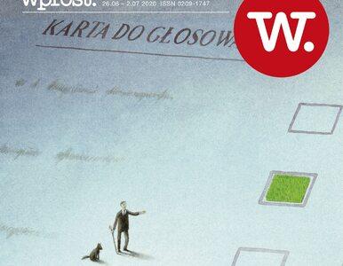 Specjalne przedwyborcze wydanie Wprost. Na kogo głosować?