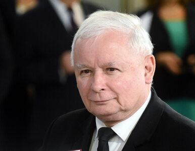 """Jarosław Kaczyński napisał list do polityków PiS. Wskazał """"naturalnego..."""