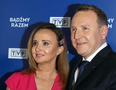 Joanna Kurska zachwala męża: Jacek przynosi mi białą kawę i naleśniki do...