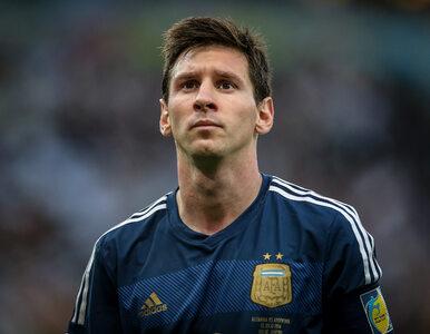 """Messi krytykuje kolegów. """"Marnowali okazje"""""""