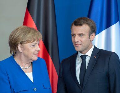 Poważne zmiany na granicach? Angela Merkel i Emmanuel Macron apelują o...