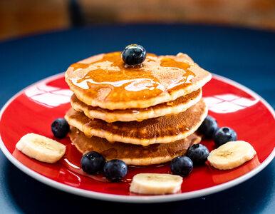 Puszyste pancakes na weekendowe śniadanie – przepis Magdy Gessler