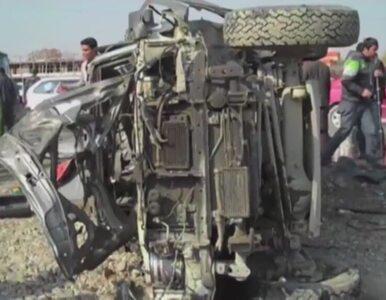 Zamach bombowy w Kabulu. Zginął obywatel Wielkiej Brytanii