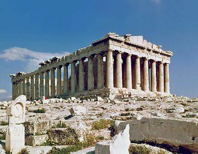 Piorun uderzył w Akropol. Cztery osoby ranne