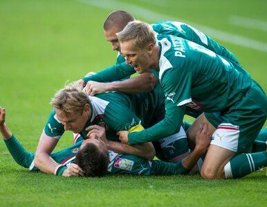 Śląsk Wrocław-GKS Bełchatów - mistrz wymęczył zwycięstwo