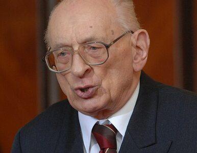Bartoszewski: Mazowiecki był darem nieba dla nas