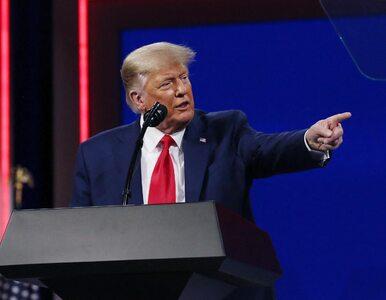 Donald Trump uruchomił własną stronę. Przedstawił się w samych...