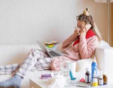 Czy grypa może przebiegać bez gorączki? Wyjaśnia lekarz