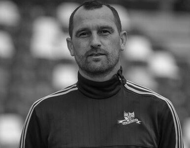 Jacek Felsch nie żyje. Były bramkarz Cracovii zginął w wypadku