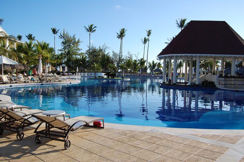 Resort na Dominikanie, zdjęcie ilustracyjne