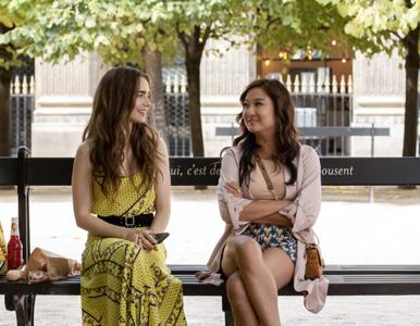 """Gwiazda serialu """"Emily w Paryżu"""" wyznaje: Usłyszałam diagnozę w wieku 15..."""