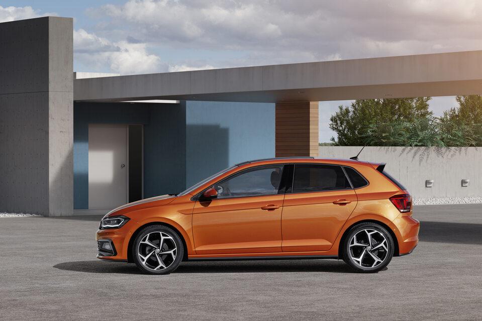 Nowy Volkswagen Polo