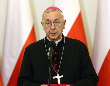Limity wiernych w kościołach. Arcybiskup Gądecki pisze o dyspensie
