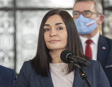Rzeczniczka Porozumienia odwołana z komisji na wniosek Suskiego. Sroka:...