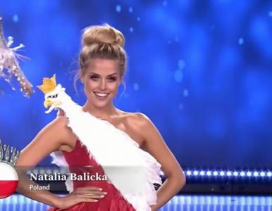"Miss Supranational 2021. Internauci kpią z sukni Balickiej. ""To projekt..."