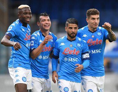 Napoli nie pojechało na mecz z powodu koronawirusa. Jest kara dla klubu...