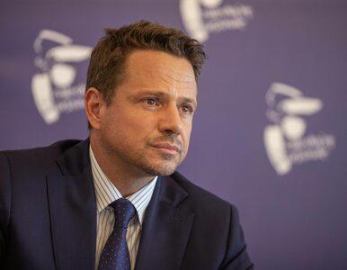 Onet: Trzaskowski stworzy nowych ruch, ale zostanie w PO. Ma już roboczą...