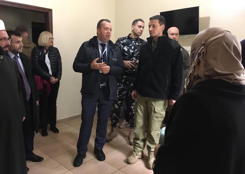 Premier Mateusz Morawiecki z wizytą w Libanie