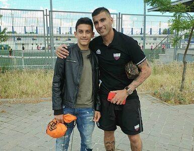 Ostatnie zdjęcie Jose Antonio Reyesa. Syn zmarłego piłkarza opublikował...