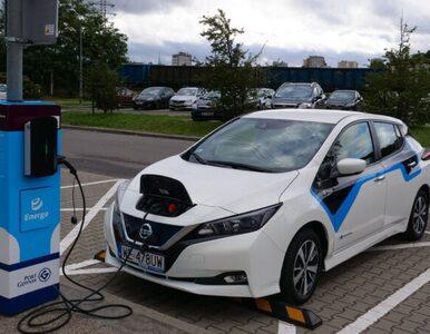Innowacyjna stacja ładowania energii do auta